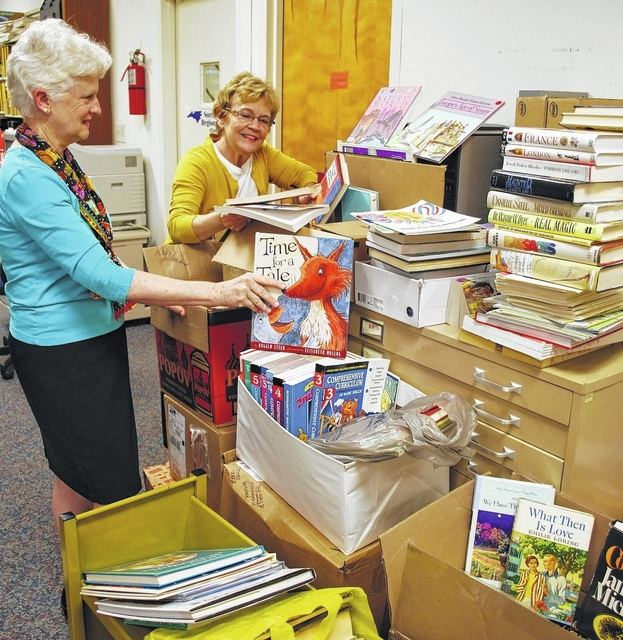 Used book sale starts Friday