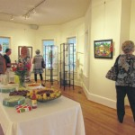 Morrison art show a success