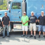 Surry graduates sixth class of truck drivers