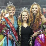 Higgins named Homecoming Queen