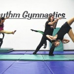 Rhythm on Main Dance & Gymnastics set for Light Up Night