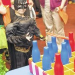 Children enjoy SCC's Spooktacular
