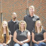 The Surry Community College Ambassadors Scholars Program recognized five students.