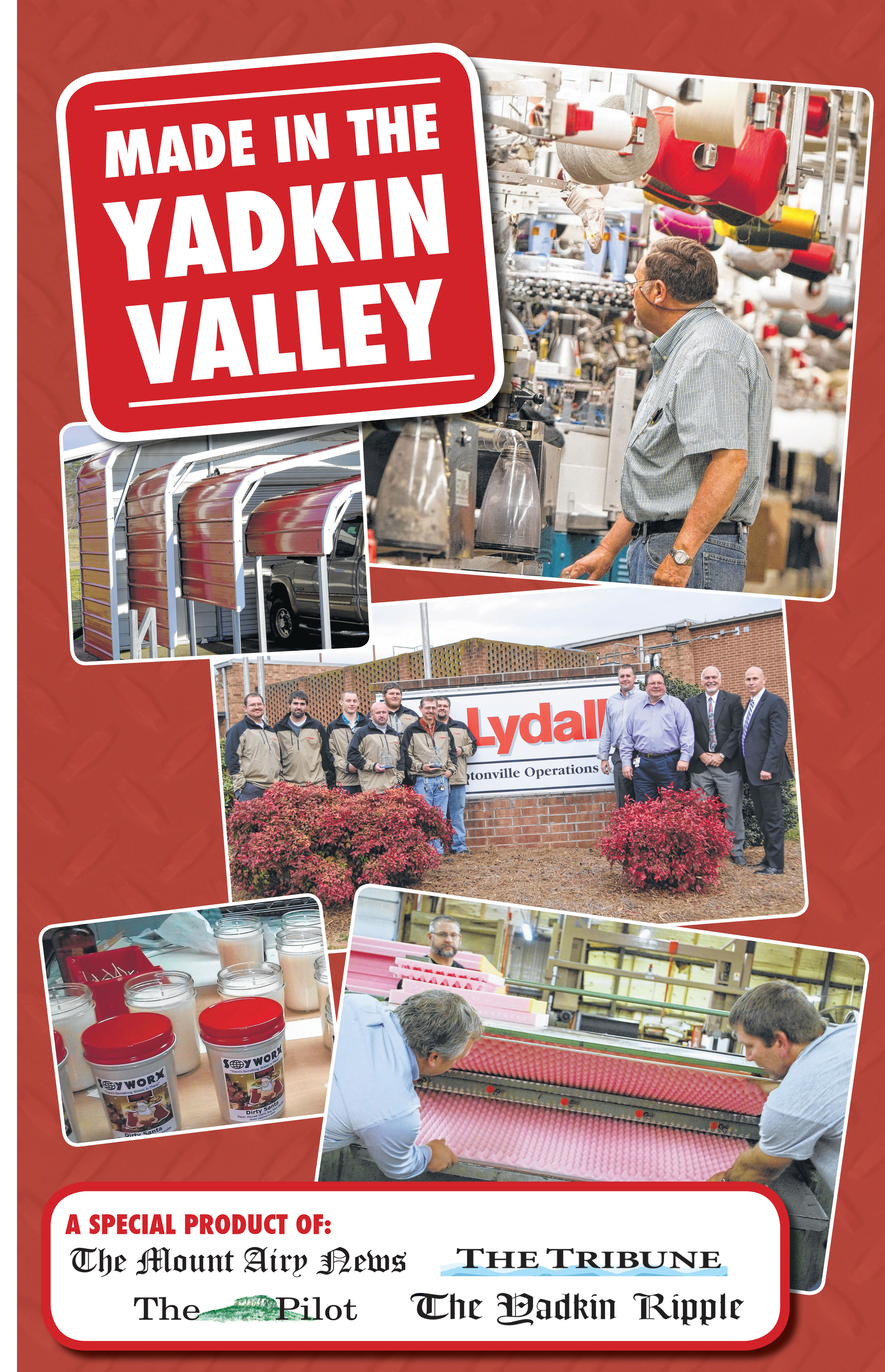 Made in the Yadkin Valley