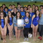 Swimming: Elkin sweeps conference championship