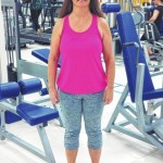 Perseverance, hard work pay off in Elkin resident Sherry Norman's goal to be healthier