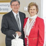 Byrd couple celebrates 50 years
