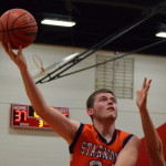Basketball: Starmount splits Friday night games; Gregory surpasses 1,000-point mark