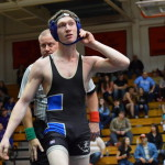 Wrestling: Elkin falls in regional finals for duals