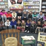 February students of month named
