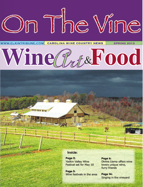 On The Vine – Spring 2013