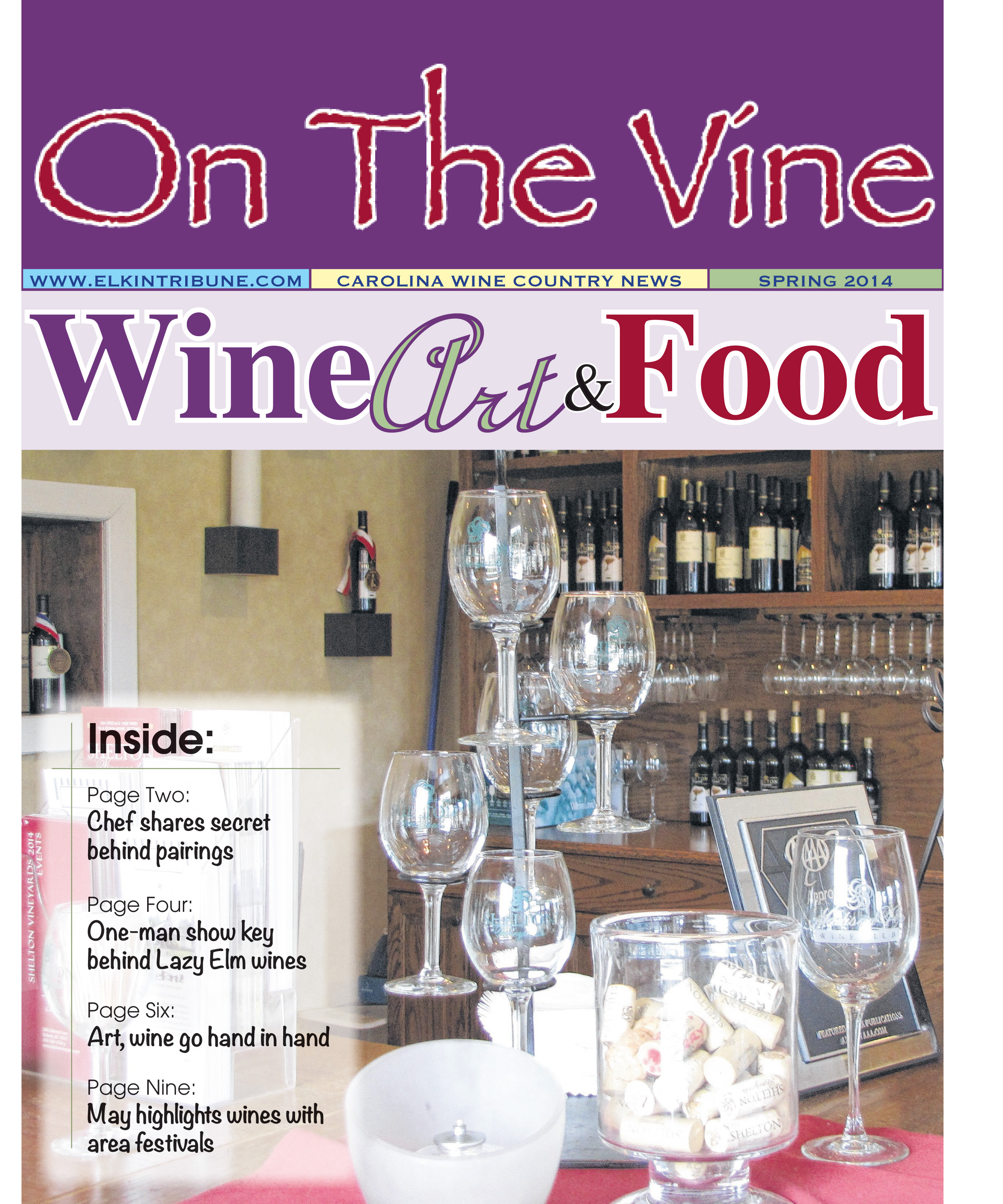 On the Vine – Spring 2014