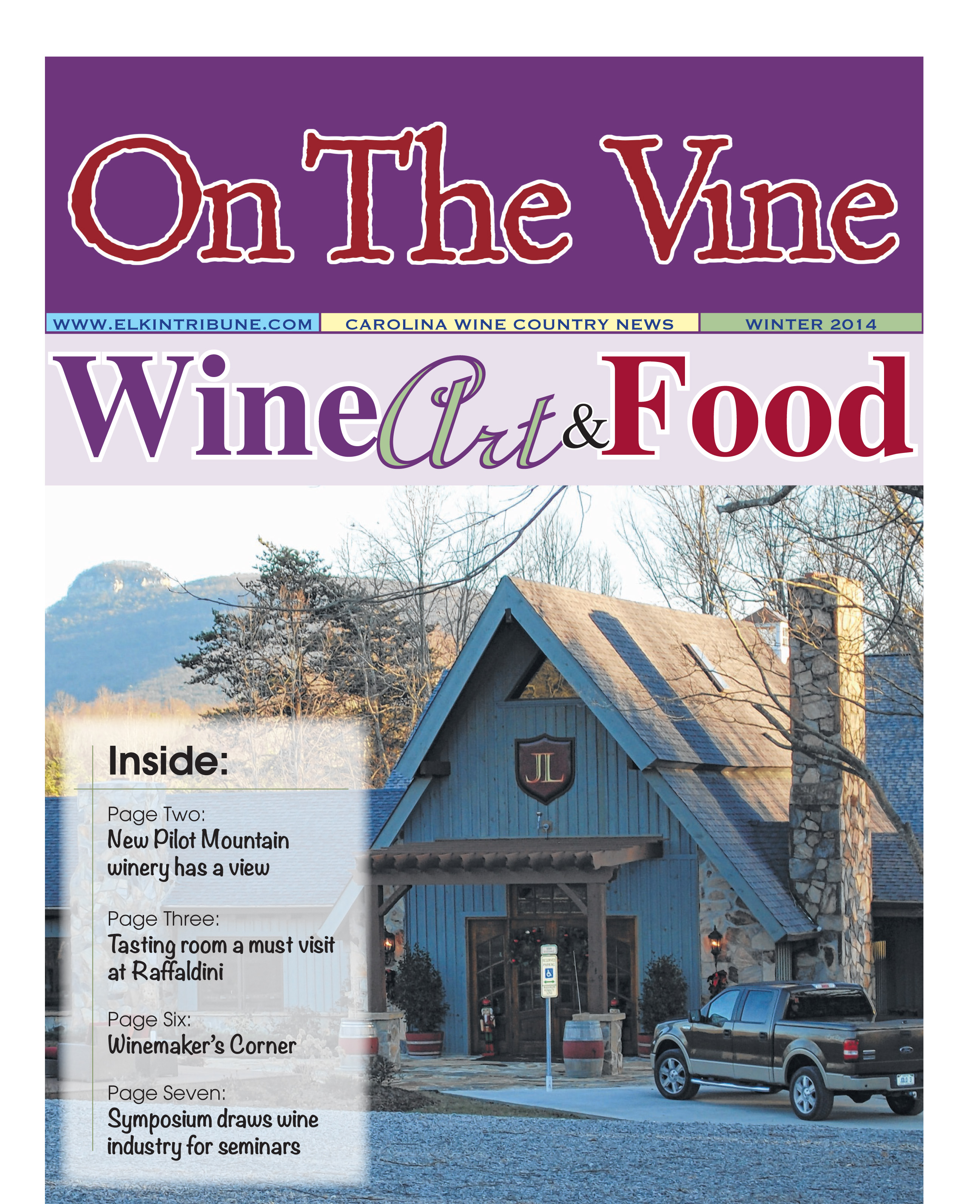 On the Vine – Winter 2014