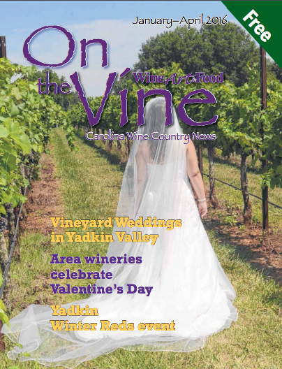 On The Vine: January-April 2016