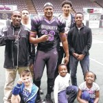 Fundraiser to help send kids to arena football game