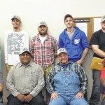 Surry graduates ninth class of truck drivers