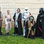 The Force in Elkin Park