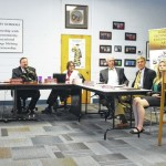 Citizens concerned about proposed school policy