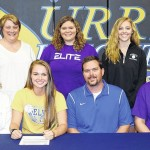 Elkin's Burchette signs with Knights