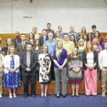 Sigma Alpha Pi inducts 51 Surry Community students