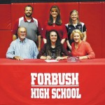 Allred signs with Guilford College