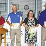 Success stories recognized at school board meeting