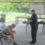 Elkin holds first Safety Heroes Camp for kids