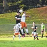 Rams break Eagles' undefeated season with 2-0 win