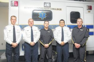 SCC Emergency Medical instructors headed to state paramedic competition