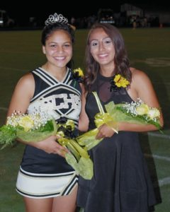 Surry Central Homecoming Queen crowned