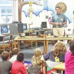 Copeland gets electrical education