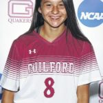 Hurst shines at Guilford College