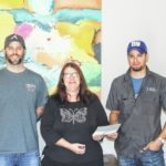 SCC Machining Club donates to children's home, food bank
