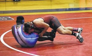 Wrestling results and standings