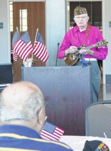 Veterans luncheon held at Surry Community