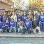 Surry baseball teams up with sheriff's department for food drive
