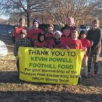 Mountain Park runners participate in 5K