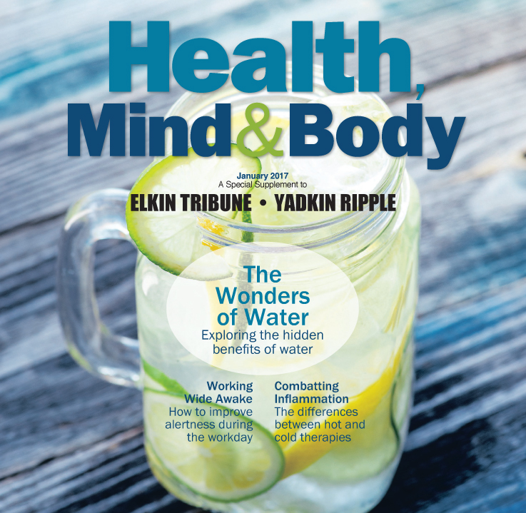 Health Mind & Body January 2017