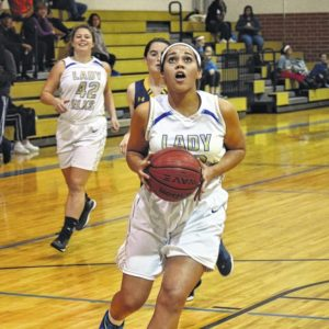 Lady Elks fall to Mount Airy Bears
