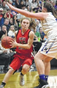 Lady Cardinals lose MVAC championship game to North Wilkes