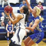 Lady Bears rout Elkin