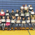 Students of Month named for January