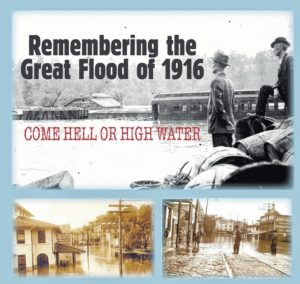 Film about 1916 flood to show for Pipes Memorial Lecture at the Elkin Public Library