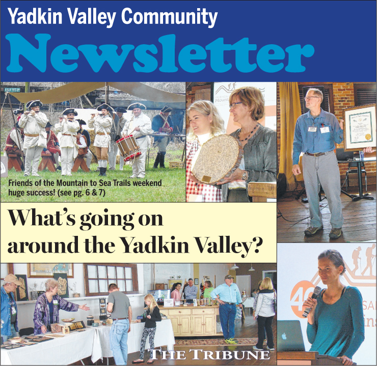 Yadkin Valley Community Newsletter