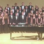 Choral students perform well