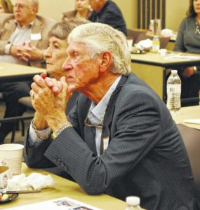VIDEO: Harris Leather and Silverworks family leads Yadkin Valley Chamber in branding lecture