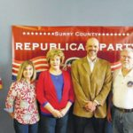 County Republicans hold convention