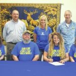 Shores signs to play volleyball at Salem