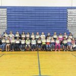 Students of the Month named
