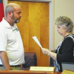 Jeff Eidson appointed Elkin commissioner to fill vacancy; citizens, commissioners concerned about possible methadone clinic downtown